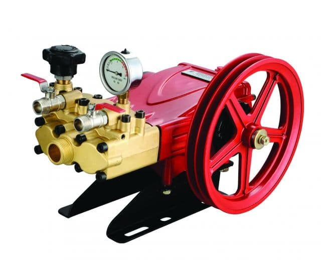 Commercial High Pressure Pump B typeDBK series Medium Pressures