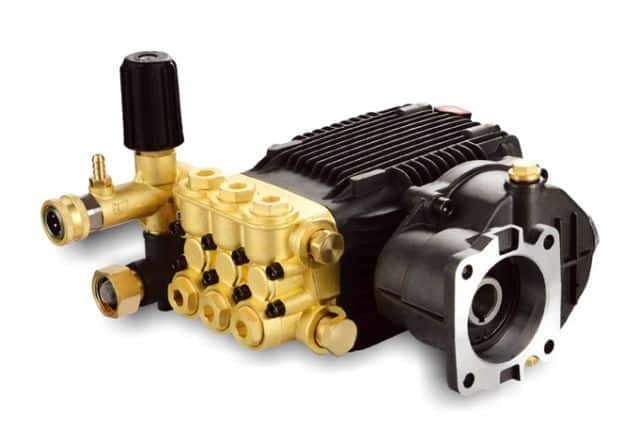 Commercial High Pressure Pump G Type Gearbox engine direct drive