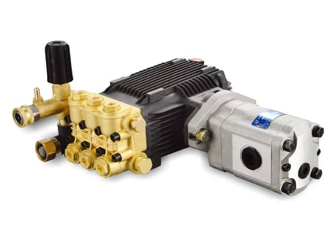 Commercial High Pressure Pump H Type Hydraulic Motor Drive