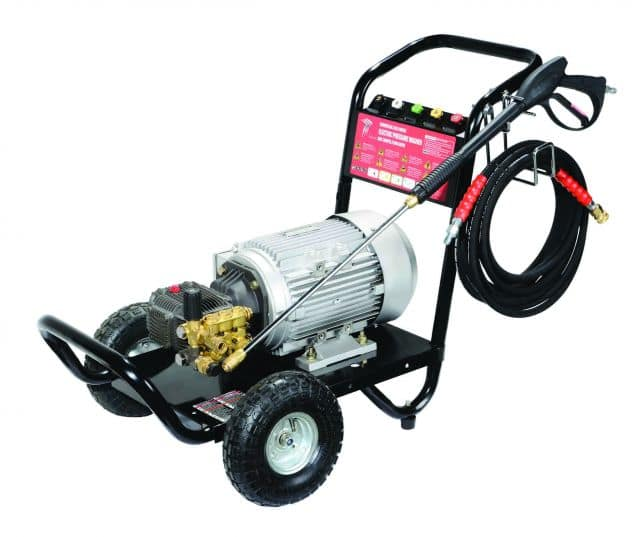 Heavy-Duty Cold Water Electric Pressure Washer