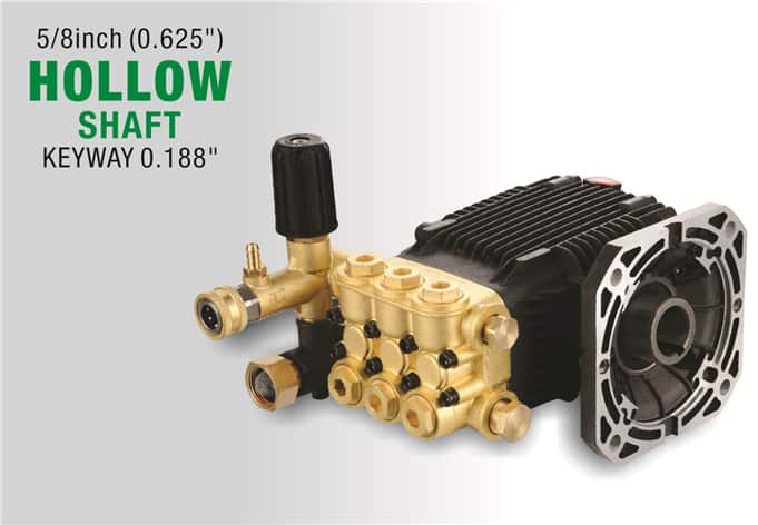 Commercial High Pressure Pump Nema Type Motor Direct Drive
