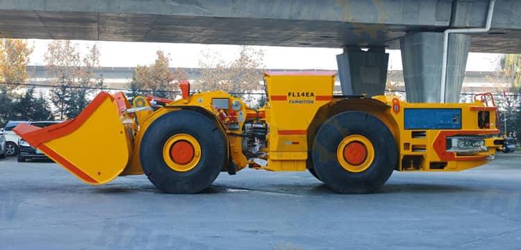 Fambition FL14E underground scooptram loader for mining price