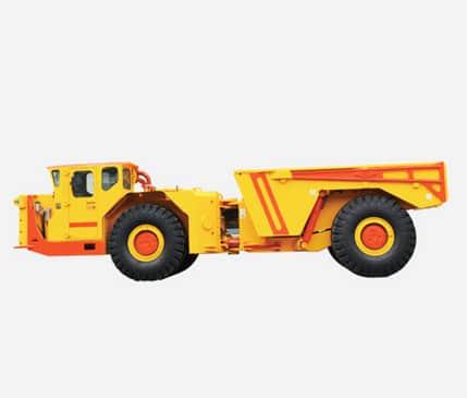 Underground Mining Dump Truck FT20