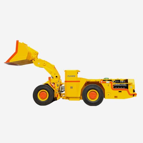 Underground scooptram loader Fambition FL06 for mining sale