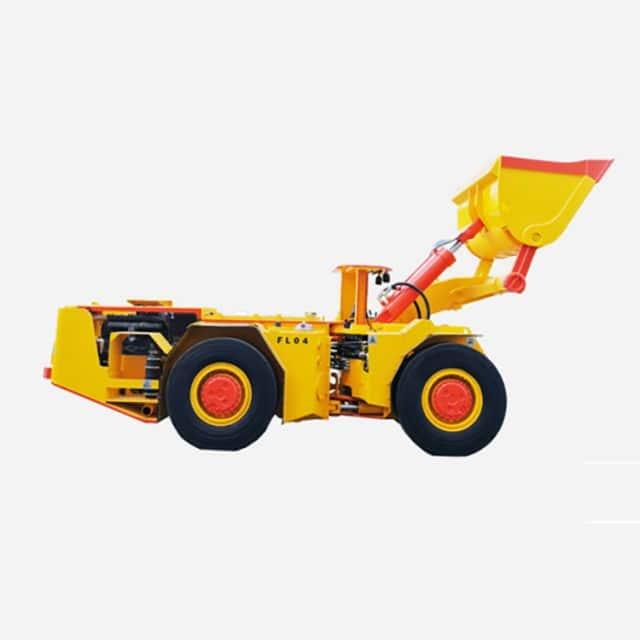 Fambition FL04 underground mining loader 2 cubic meters price