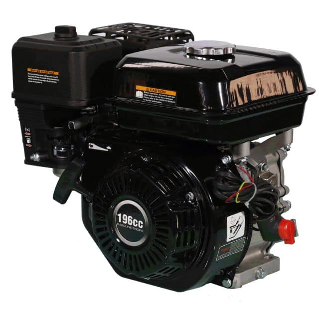 Powerful Gasoline Engine PW160