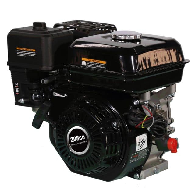 Powerful Gasoline Engine PW210