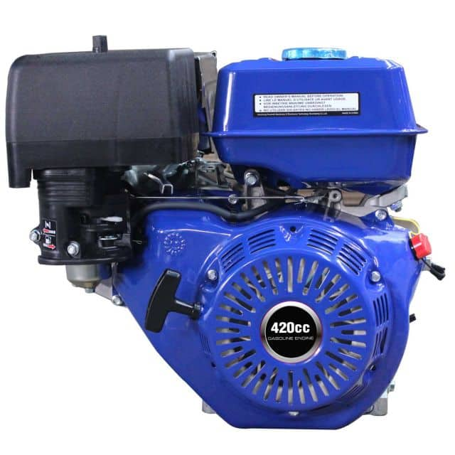 Powerful Gasoline Engine PW420