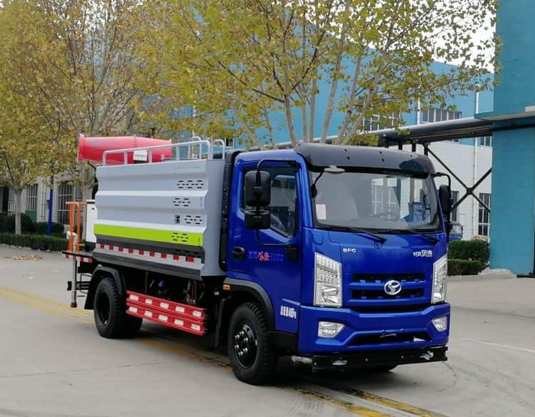 sprinkler truck