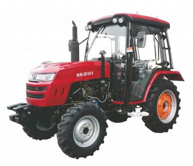 farming tractors