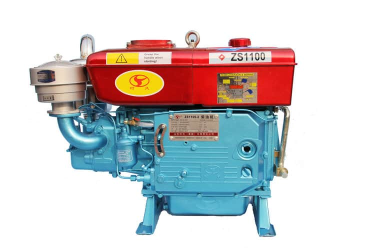 diesel engine single cylinder