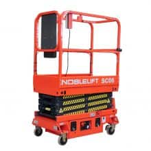 NOBLELIFT Official 5-6m Scissor Lift   SC05/06 SC05/06E
