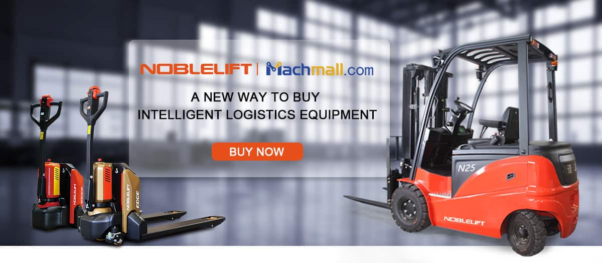 NOBLELIFT Stand-on Reach Stacker RT15ST