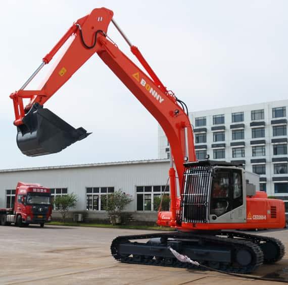 40 Ton Hydraulic Material Handler WZY40-8C