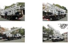 BZC600CLCA Truck mounted drilling rig