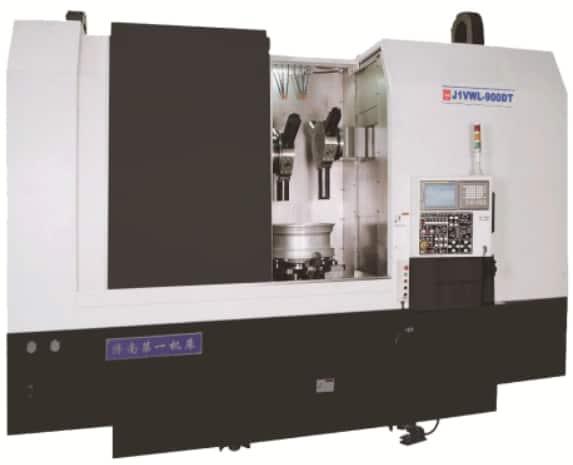 J1VWL-900DT CNC car wheel vertical lathe