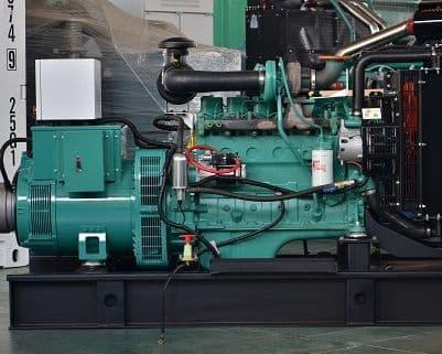 Jianghao  Cummins Diesel Generator 100KW  6BT5.9-G2