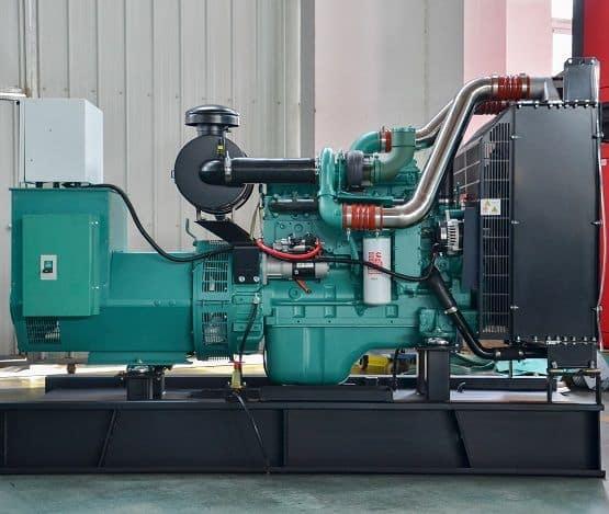 Jianghao  Cummins Diesel Generator 200KW 6LTAA8.9-G3