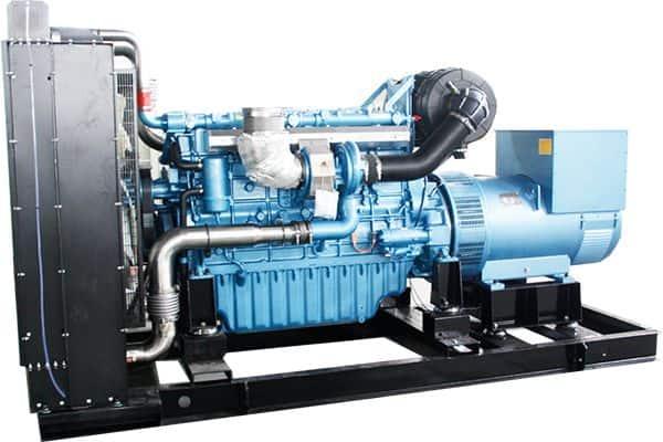fskpower WEICHAI BAUDOUIN 635KVA generator sets