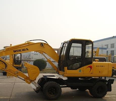 DLS880-9A hydraulic excavator