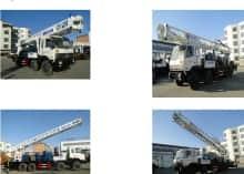 BZC400BDF truck mounted drilling rig