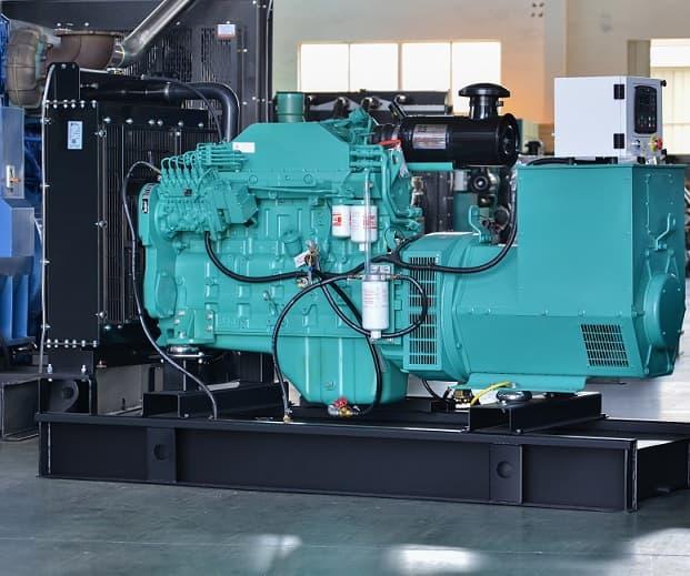 Jianghao  Cummins Diesel Generator 150KW 6CTA8.3-G2