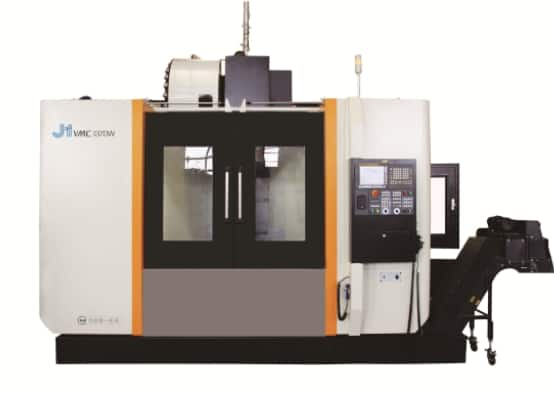 J1VMC1370W Precision Vertical Machining Center