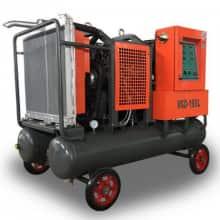 Windbell WGD - 190 l small diesel mobile air compressor