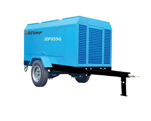 ElectricDriven Portable Compressor