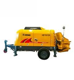 HBT6013k Concrete Trailer Pump