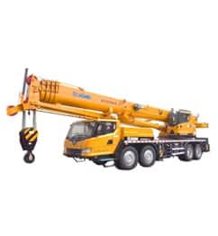 QY55KA_Y Truck Crane