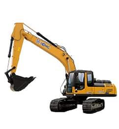 XE215C Crawler Excavator