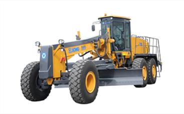 徐工集团GR3505重载矿用平地机